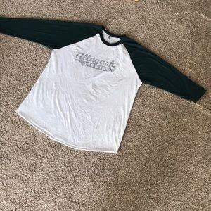 Shirts - ALLAGASH BREWING Portland Maine Beer basebal shirt